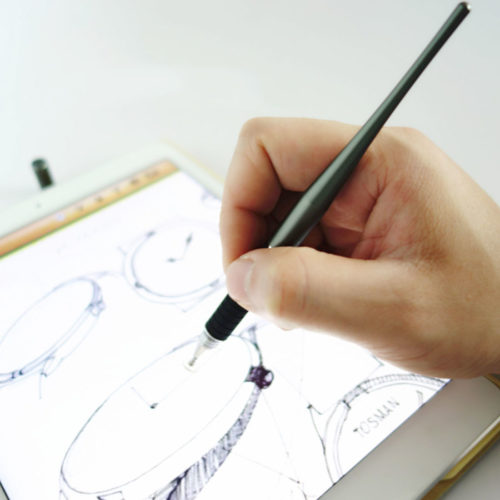 Stylus Pen Capacitive Drawing Tool