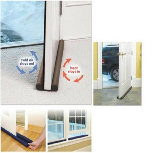 Door Draft Stopper Energy Saver