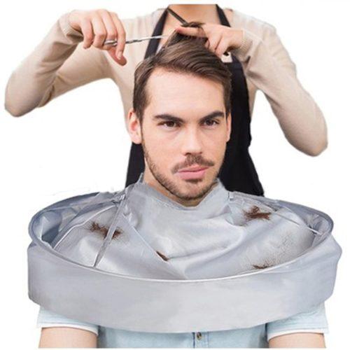 Barber Apron Round Cape