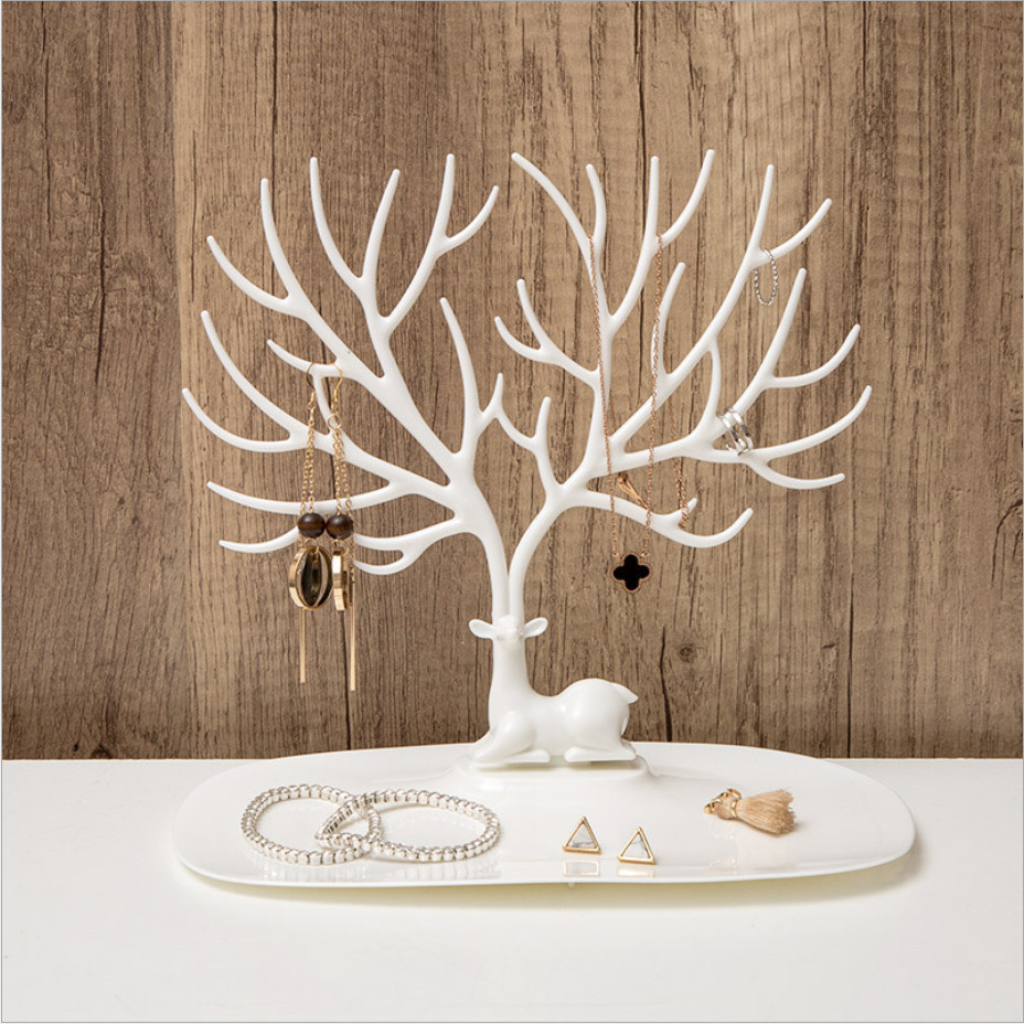 Jewelry Tree Stag Antler Display Life