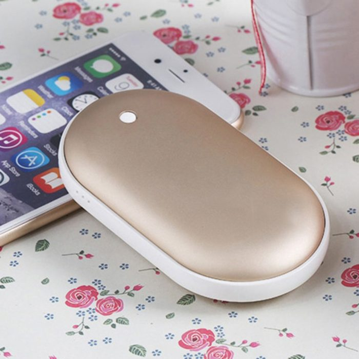 Electric Hand Warmer Power Bank