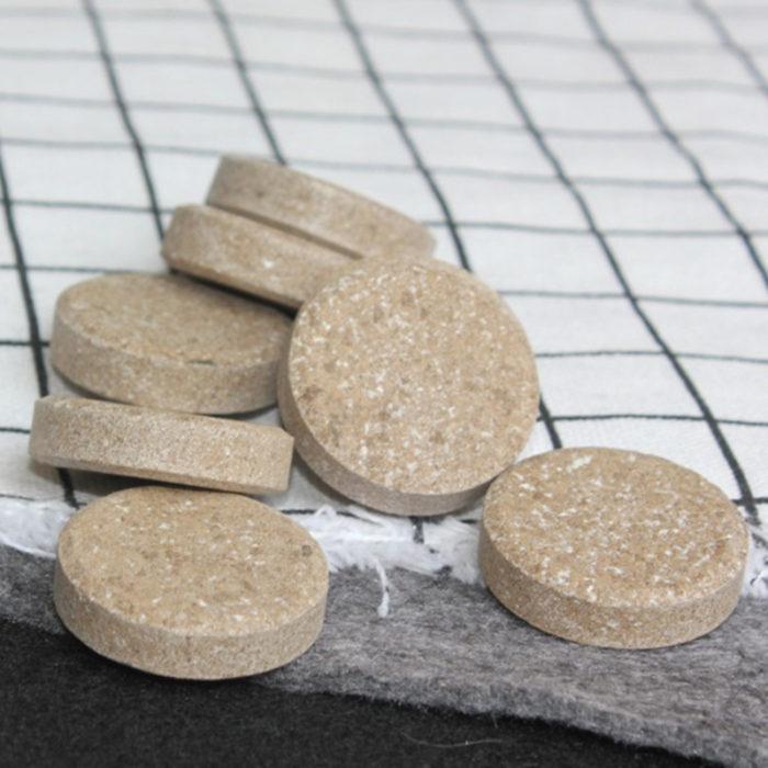 Foot Soak Ginger Spa Tablets