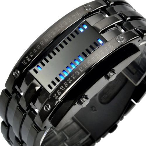 LED Watch Creative Light Timepiece
