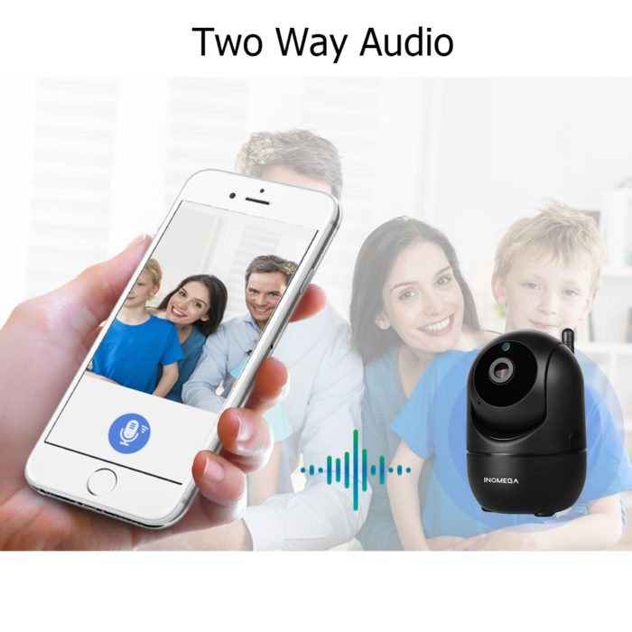 Home Wireless CCTV Security Camera