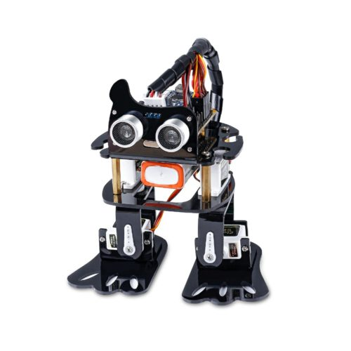Programmable Robot Dancing Humanoid Kit