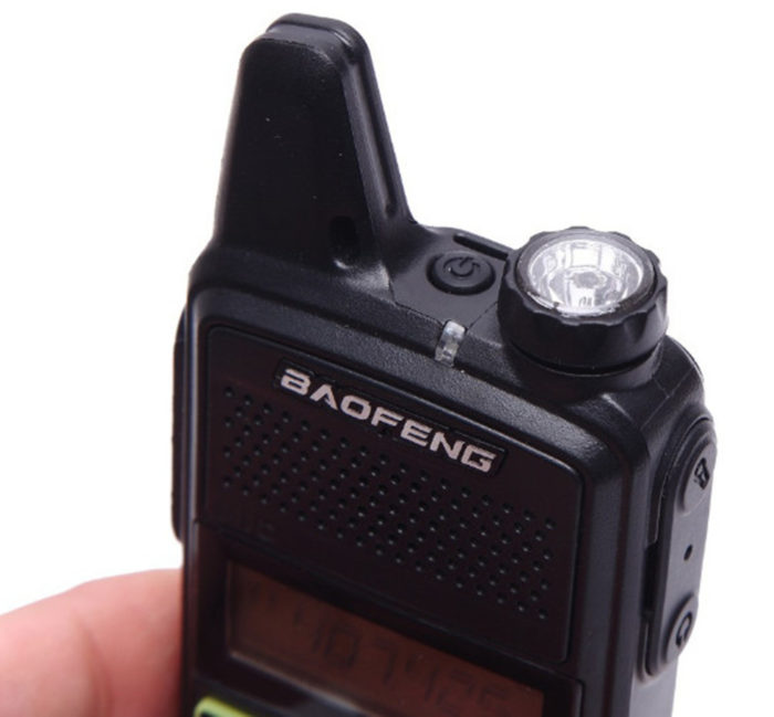 2 Pcs Kids Mini Walkie Talkie