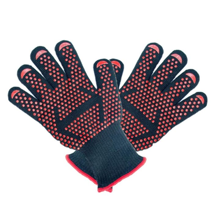 Oven Gloves Heat-Resistant Covers