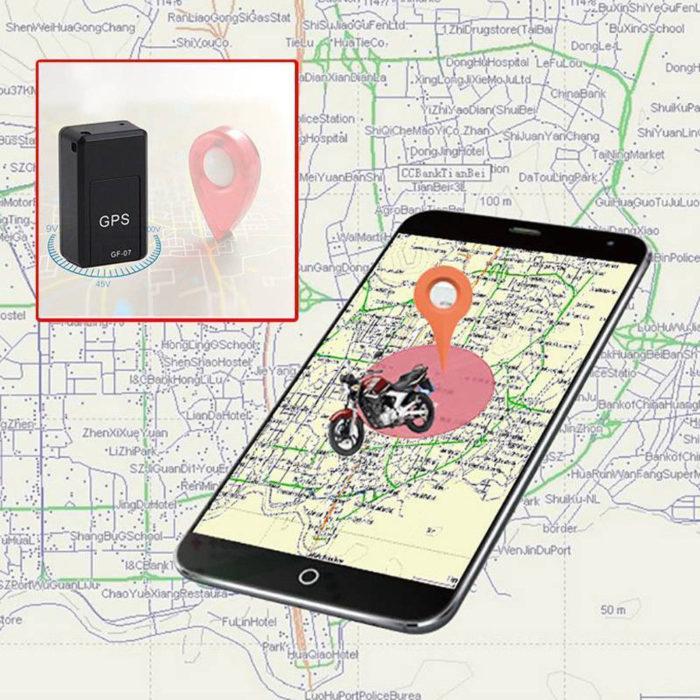Personal GPS Tracker Locator