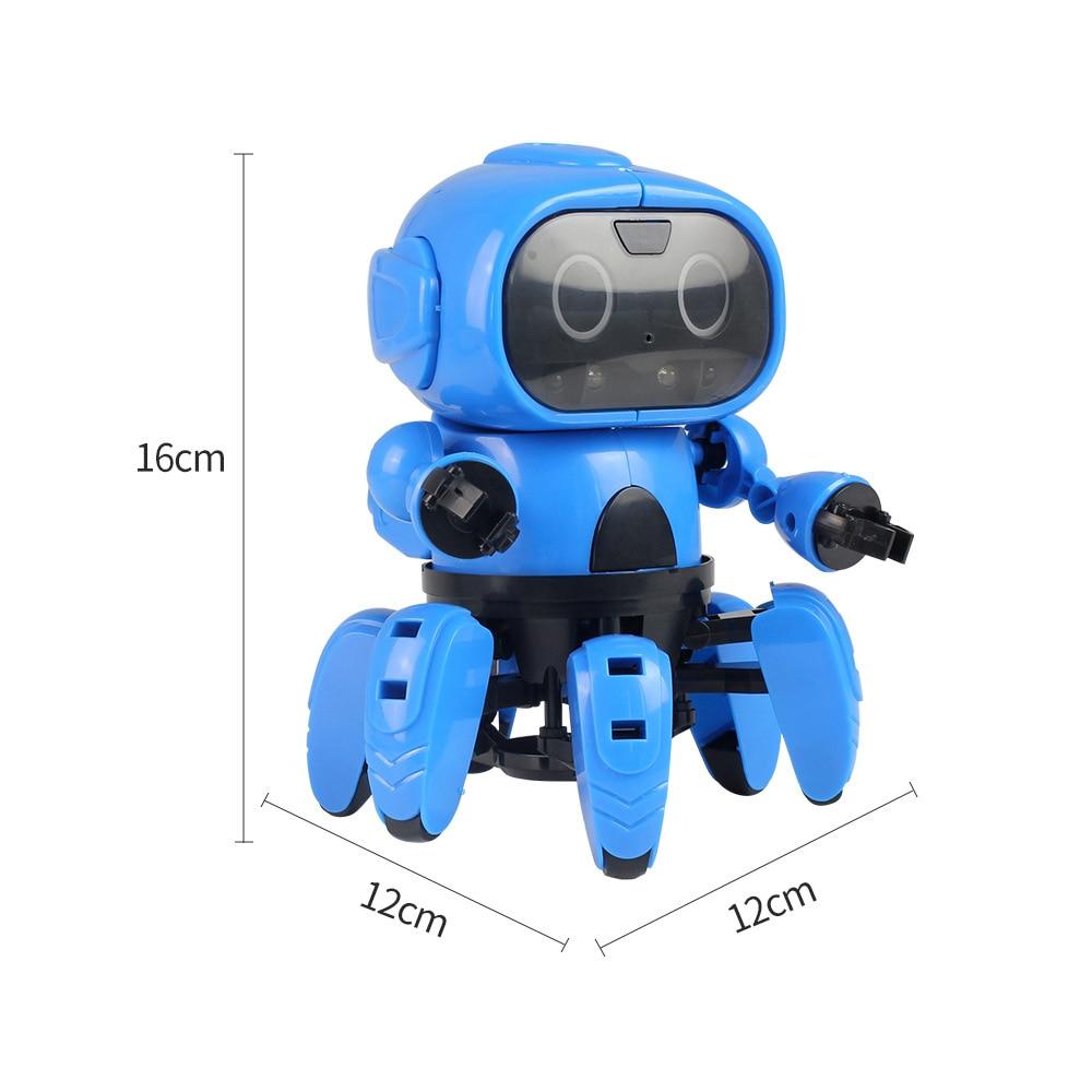 Mini Robot 6 Leg Crawler Life Changing Products