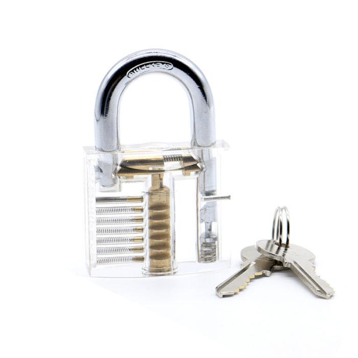 Lock Pick Set Practice Padlock