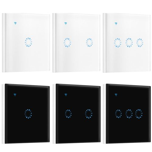 WiFi Light Switch Touch Panel