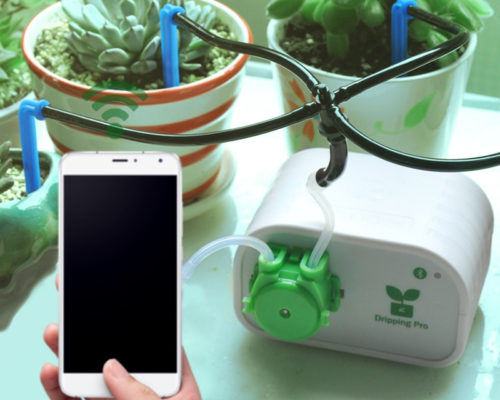 Irrigation System Smart Mobile Control