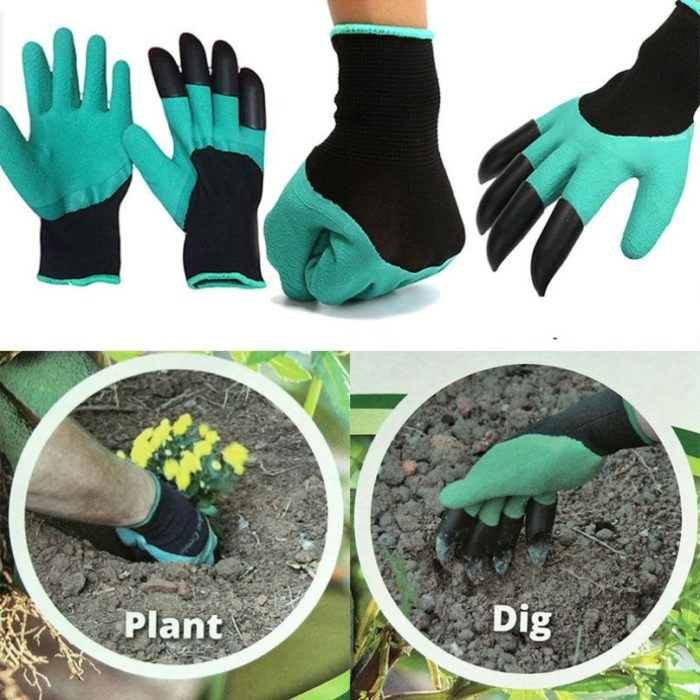 Gardening Gloves Claw Digger