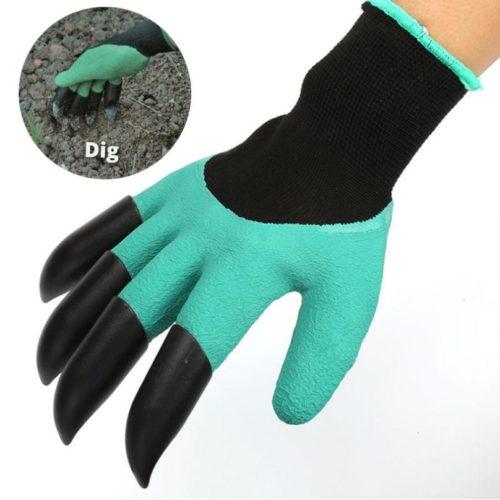 Gardening Gloves Claw Digger