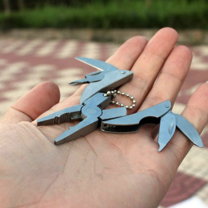 Pliers Foldable Outdoor Tool