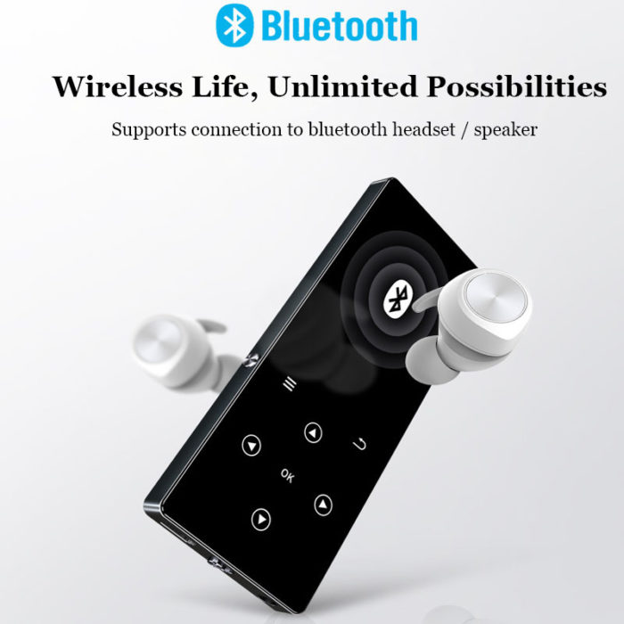 Bluetooth MP3 Player Walkman