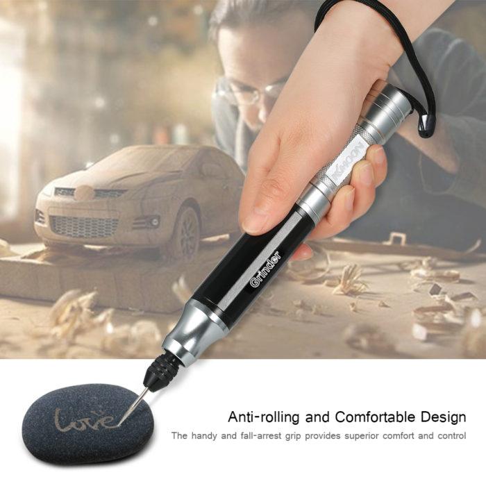 Electric Grinder Multi-Carver Pen