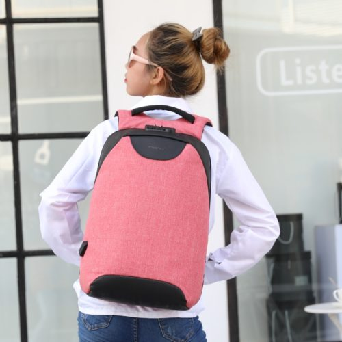 Women's No Key Anti Theft Backpack