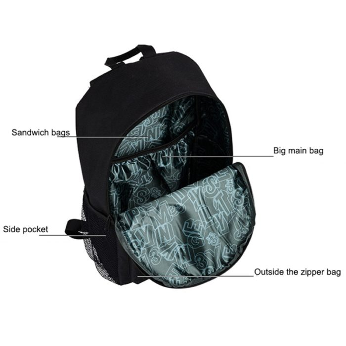 7dfc324b16ae Smart Backpack Luminous School Bag - Life Changing Products