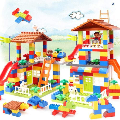 Children's Educational Building Toys
