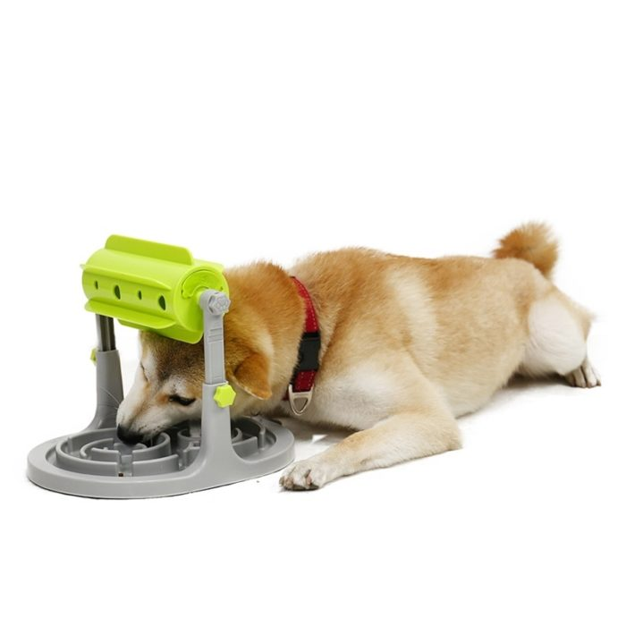 Interactive Dog Toys Pet Feeder