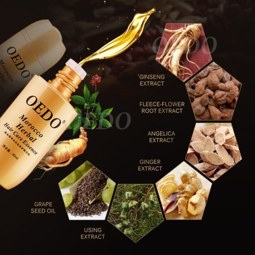 Herbal Ginseng Hair Growth Shampoo