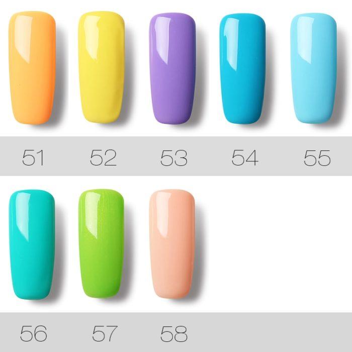 Semi-Permanent Gel Manicure