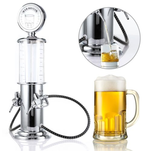 Beer Dispenser Gas Pump Station