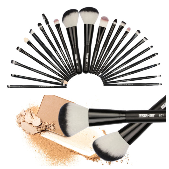 22 Best Makeup Brushes Set