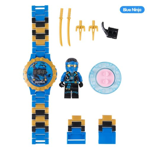 Super Hero Lego Blocks Watch