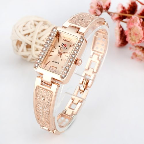 Luxury Bracelet Ladies Stylish Watch