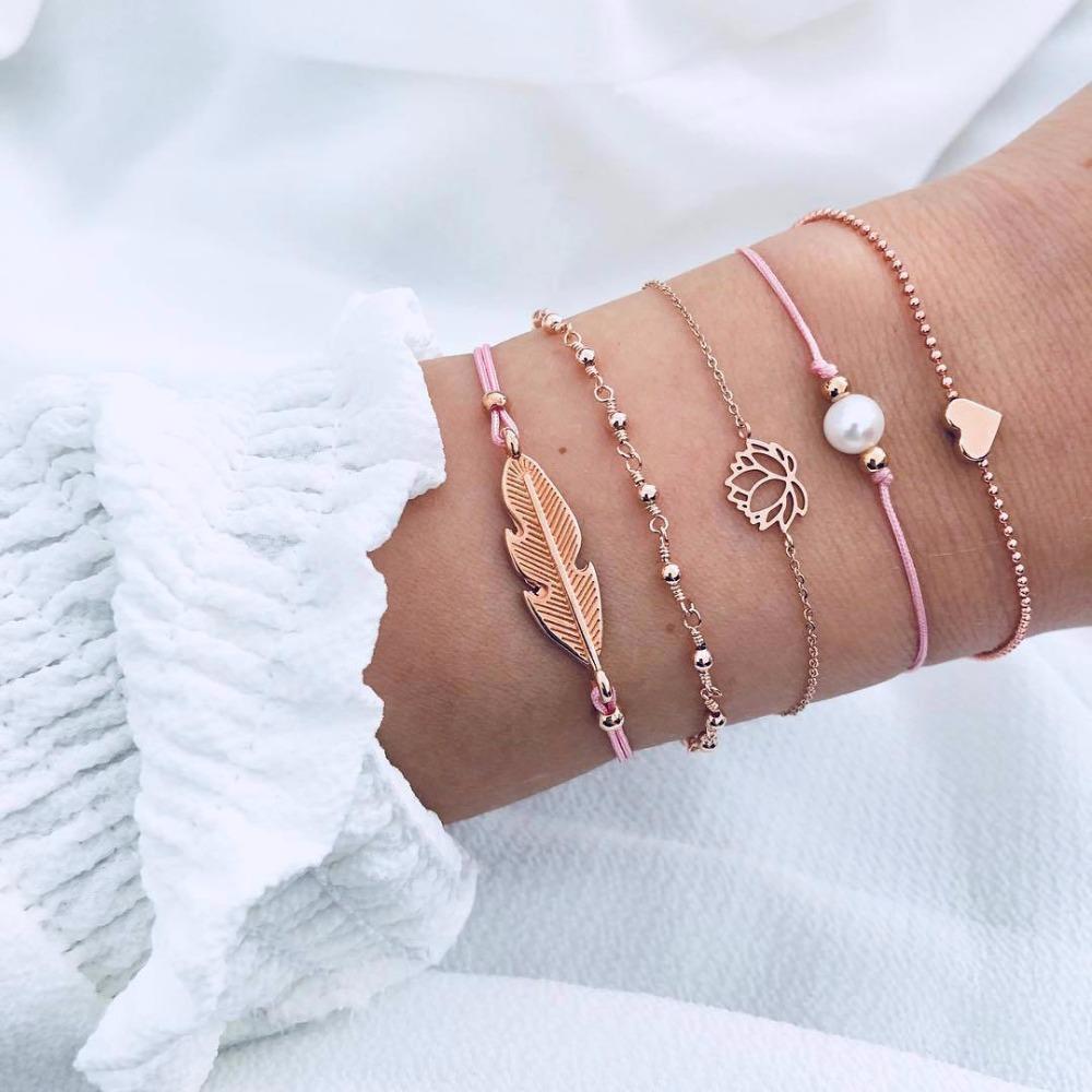 Jewelry Gift Sets Trendy Bracelets