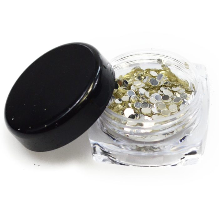 1 Bottle Shining Nail Glitter Powder