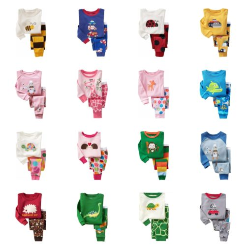Cotton Kids Nightwear Sets