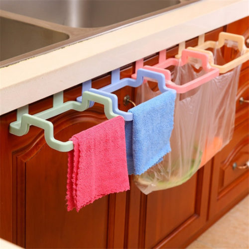 Eco-friendly Garbage Bag Holder