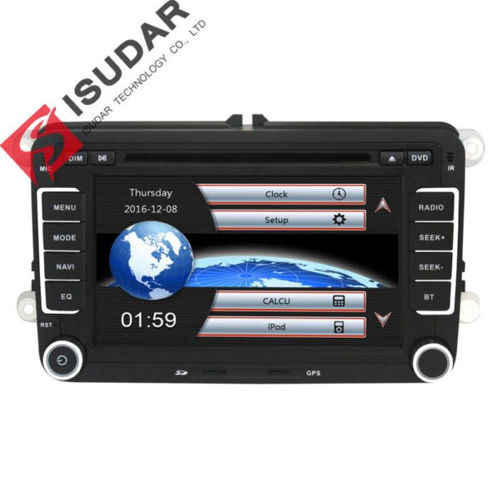 Volkswagen Car Multimedia Player