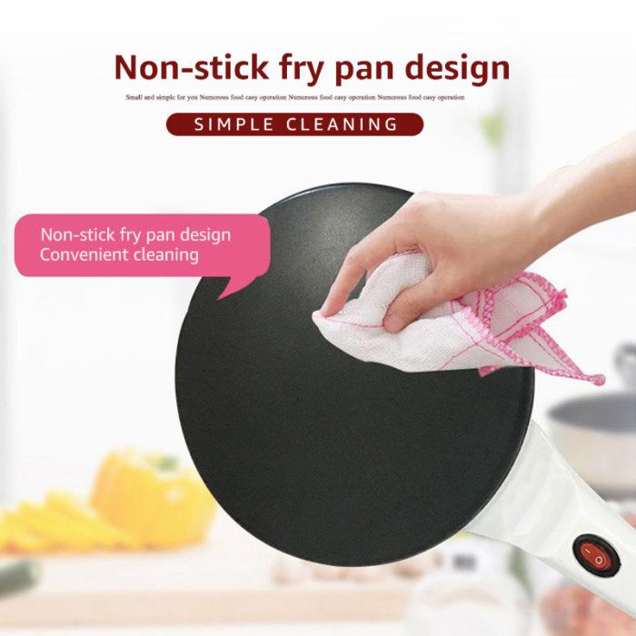 Crepe Maker Flat Non-Stick Pan