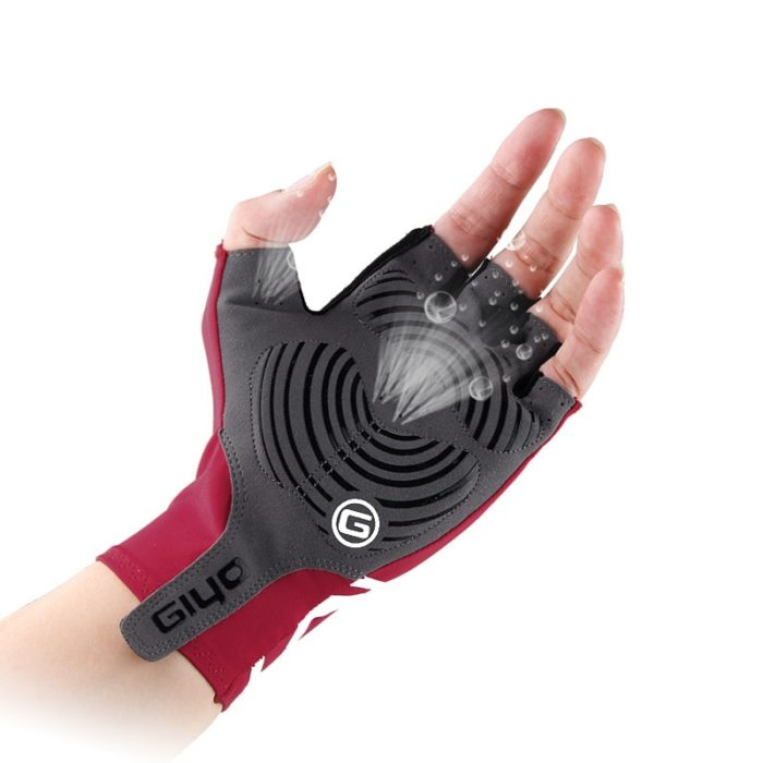 Cycling Gloves Anti-Slip Grip Support