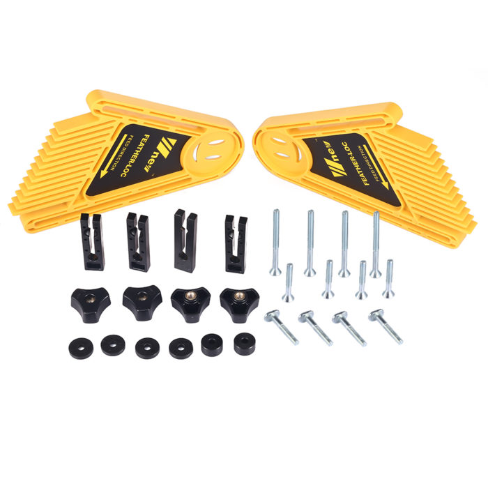 Featherboard Table Saw Set