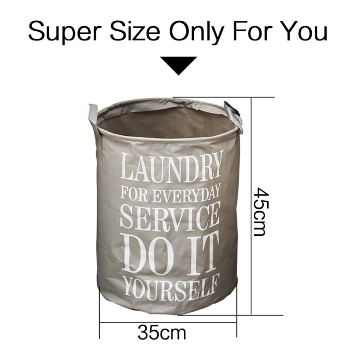 Laundry Hamper Baskets Clothes Storage