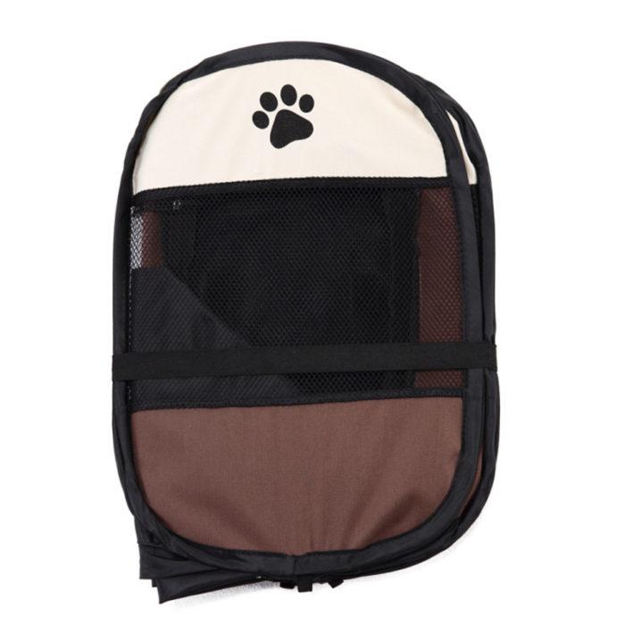 Indoor Dog House Portable Playpen