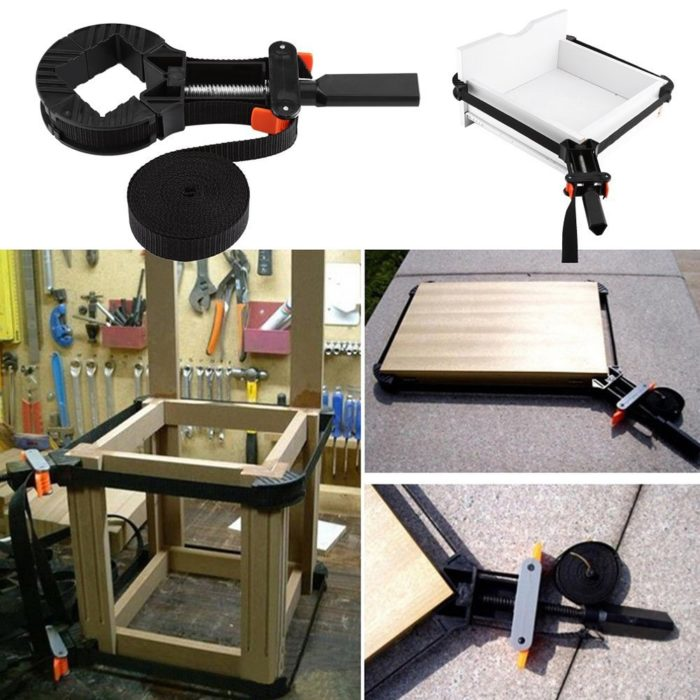 Band Clamp Woodworking Tool