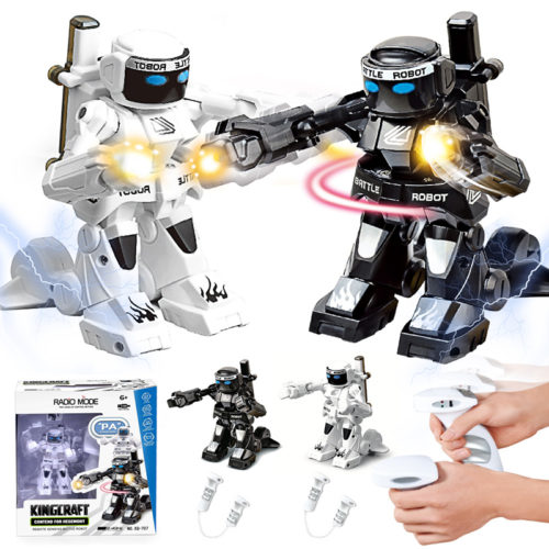 Remote Control Robot Battle Fighter