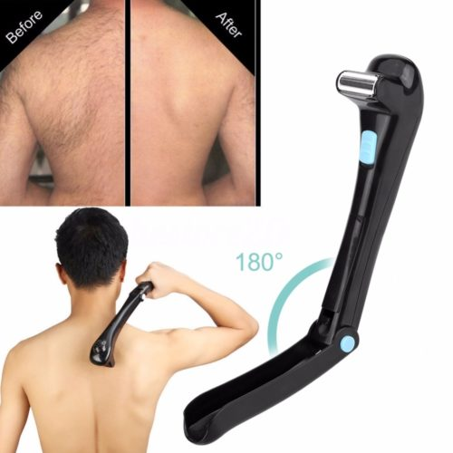 Back Shaver Cordless Electric Razor