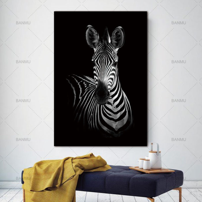 Top Selling Animal Canvas Wall Art