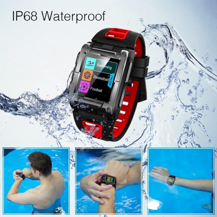 Smart Sportwatch Health Tracker