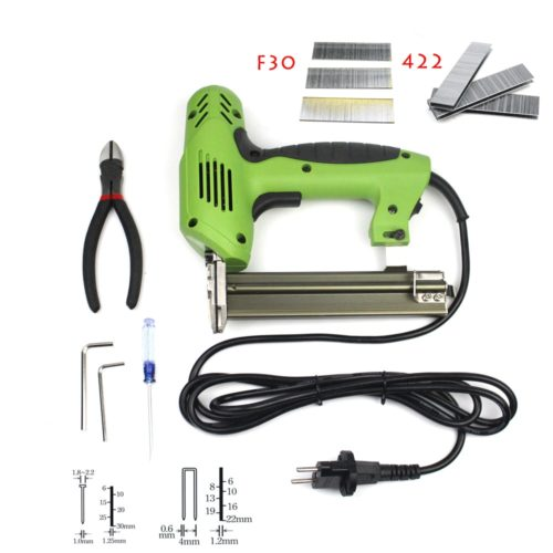 Brad Nailer Electric Stapler Gun