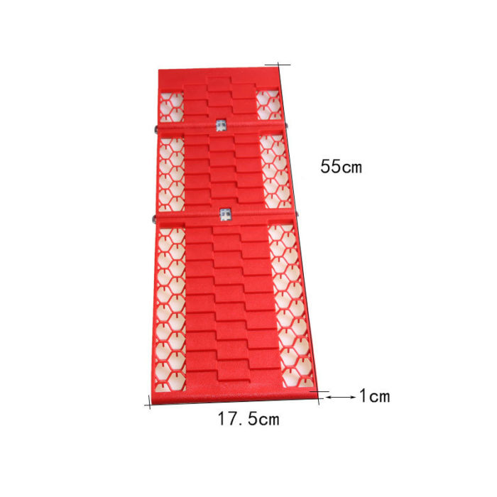 Traction Mat Tire Anti-skid Pad