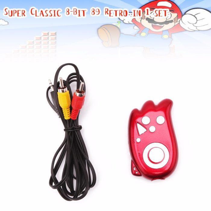 8-Bit Mini Video Game Console