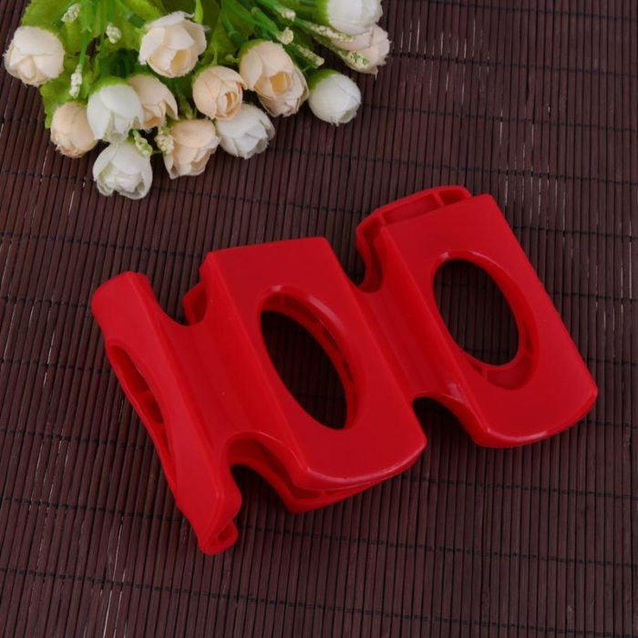 Silicone Bottle Rack Fridge Organizer